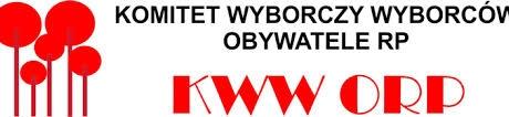 Apel o udzielenie poparcia zarejestrowanemu Komitetowi Wyborczemu Wyborców OBYWATELE RP