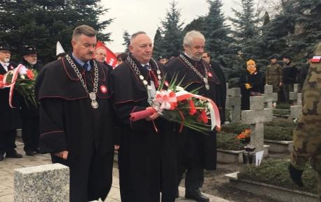 Chwała bohaterskim powstańcom w 101 rocznicę wybuchu Powstania Wielkopolskiego