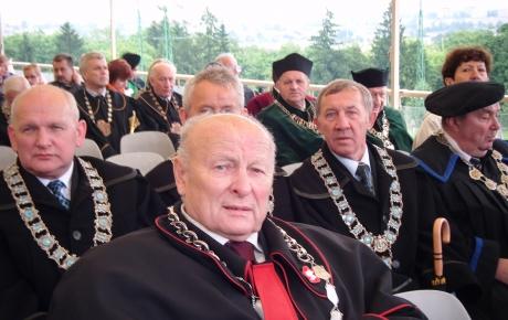 Delegacja Cechu na Jasnej Górze