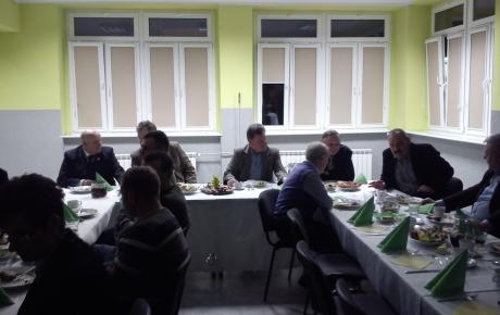 Spotkanie w Zespole Szół Zawodowych im. H. Cegielskiego w Środzie Wlkp