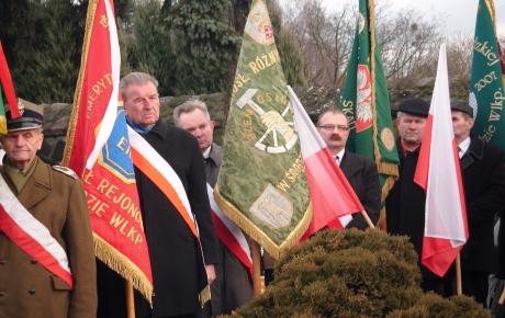 Uhonorowaliśmy Powstańców Wielkopolskich
