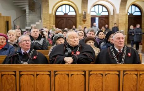 Uroczysty Odpust w Kociele pw. Św. Józefa w Środzie Wielkopolskiej z udziałem rzemiosła