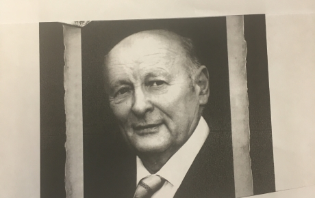 Z bólem żegnamy Starszego Cechu Śp. Tadeusza Pateckiego