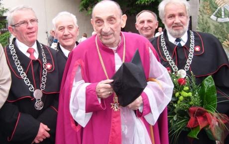 Zmarł ks. kanonik W. Raczkowski - przyjaciel rzemiosła
