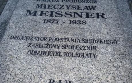 URODZINY  ŚP KS. MEISSNERA