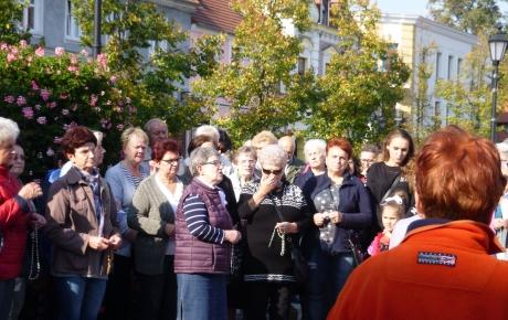 Uroczystości w Janowie