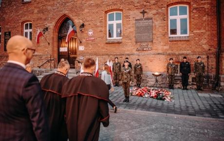17 Września - dzień poświęcony upamiętnieniu pomordowanych Obywateli Ziemi Średzkiej